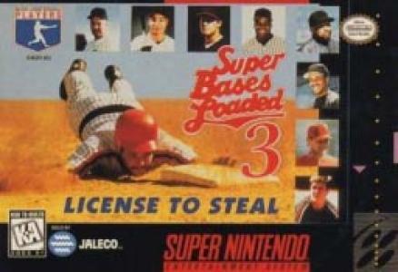 Super Bases Loaded, Ryne Sandberg Plays/SNES
