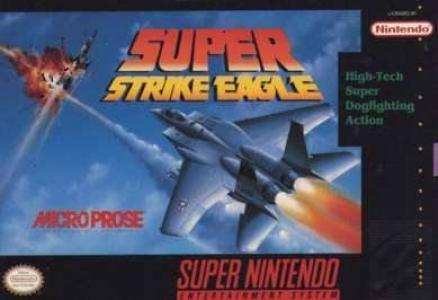 Super Strike Eagle/SNES