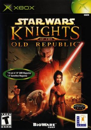Star Wars Knights Of The Old Republic/Xbox