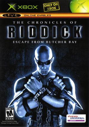 Chronicles Of Riddick: Escape From Butcher Bay/XBox