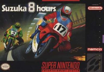 Suzuka 8 Hours/SNES