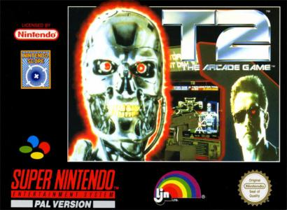 T2 The Arcade Game/SNES