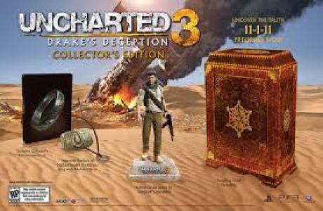 Tgdb Browse Game Uncharted 3 Drake S Deception Collector S