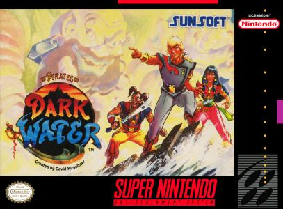 The Pirates Of Dark Water/SNES