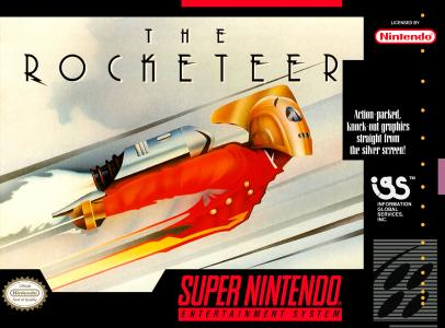 The Rocketeer/SNES