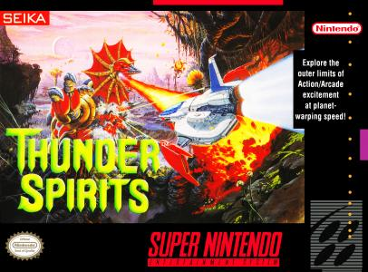 Thunder Spirits/SNES