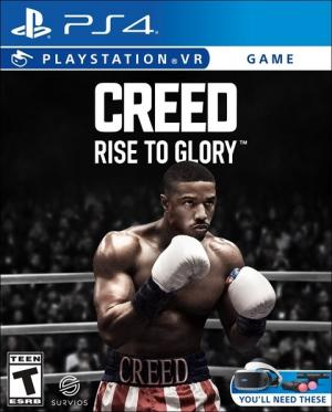 Creed Rise To Glory/PSVR