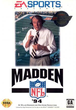 Madden NFL '97/Genesis