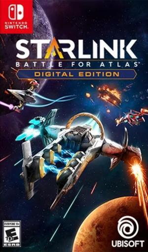 Starlink Battle For Atlas Starter Pack/Switch