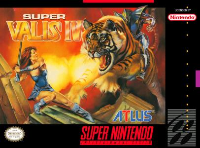 Super Valis IV/SNES