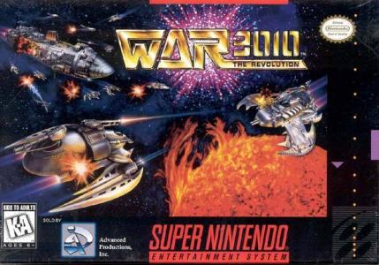 War 3010 The Revolution/SNES