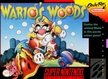 Wario's Woods/SNES