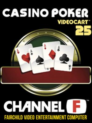 Videocart-25: Casino Poker