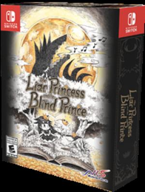 The Liar Princess and The Blind Prince: Storybook Edition