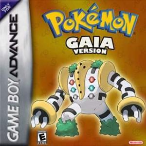 Pokémon Gaia Version (Rom Hack)