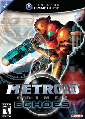 Metroid Prime 2 Echoes/GameCube