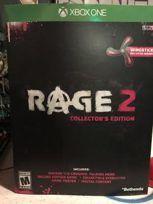 Rage 2 [Collector's Edition]