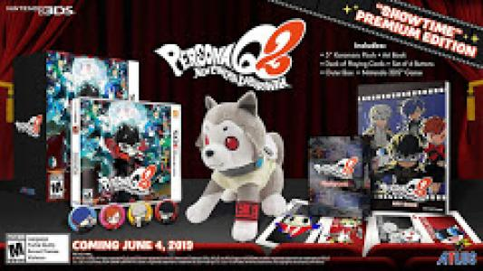 Persona Q2: New Cinema Labyrinth [Showtime Premium Edition]