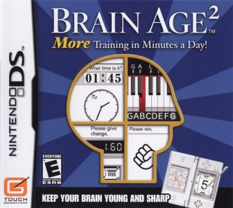 Brain Age 2 More Training in Minutes a Day!/DS