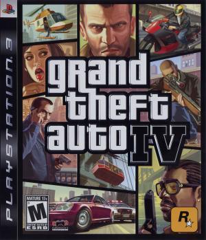 Grand Theft Auto IV/PS3