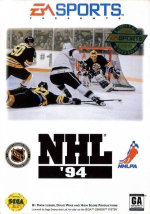 NHL 94/Genesis