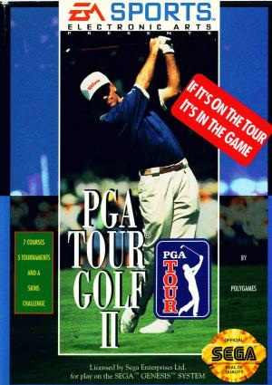 PGA Tour Golf II/Genesis