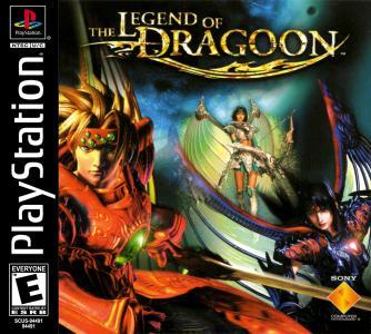 Legend Of Dragoon/PS1