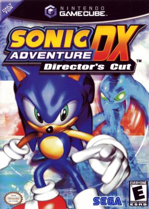Sonic Adventure Dx Director's Cut/GameCube