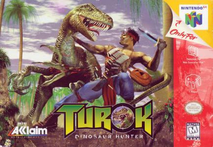 Turok Dinosaur Hunter/N64