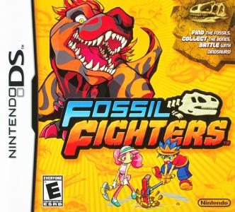 Fossil Fighters/DS