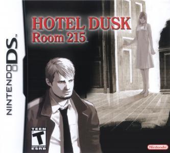Hotel Dusk: Room 215/DS