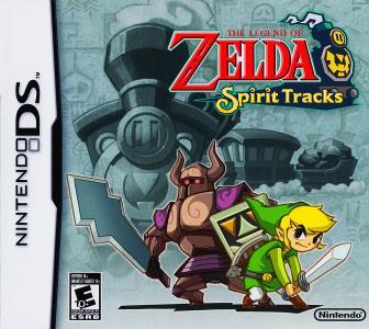 Legend of Zelda Spirit Tracks/DS