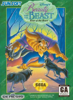 Beauty And The Beast Roar of the Beast/Genesis