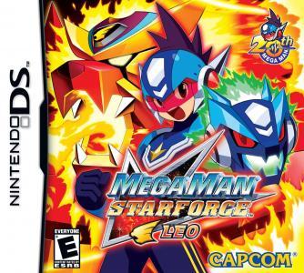 Mega Man Star Force Leo /DS