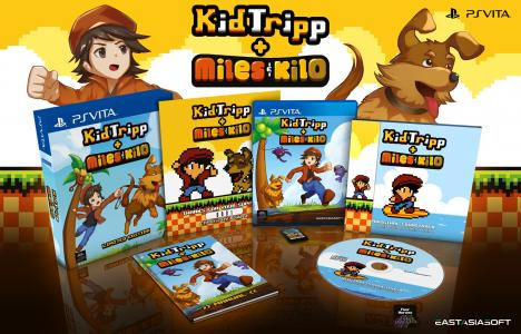 Kid Tripp + Miles & Kilo Collection [Limited Edition]