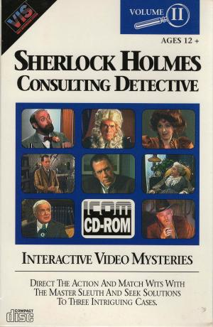 Sherlock Holmes Consulting Detective Vol. II