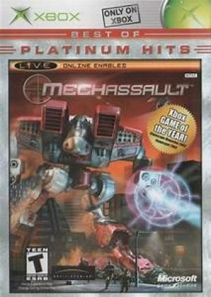 Mechassault (Best of Platinum Hits)