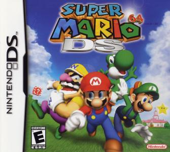 Super Mario 64 DS/DS