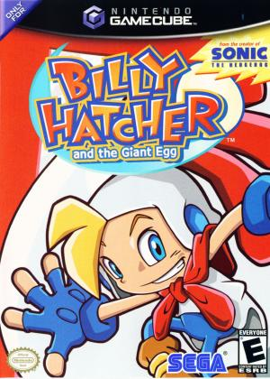 Billy Hatcher And The Giant Egg/GameCube
