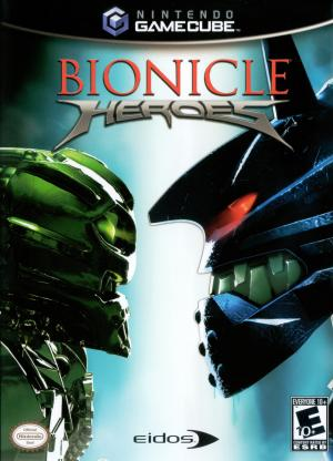 Bionicle Heroes/GameCube