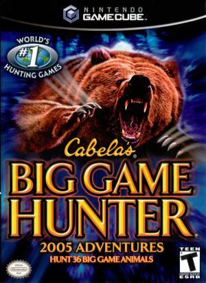 Cabela's Big Game Hunter 2005 Adventures/Game Cube