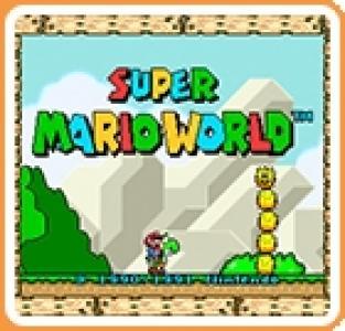 Super Mario World (Virtual Console) cover