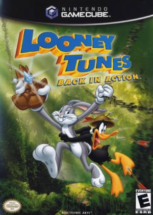 Looney Tunes Back In Action/GameCube