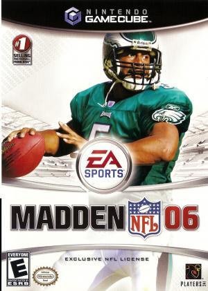 Madden NFL 06/Game Cube