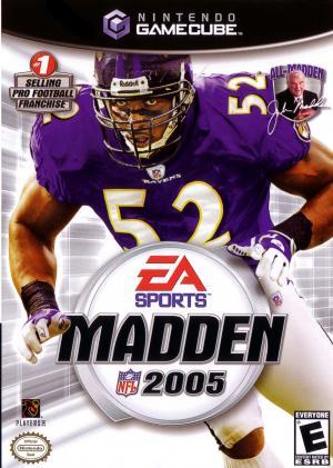 Madden NFL 2005 /GameCube