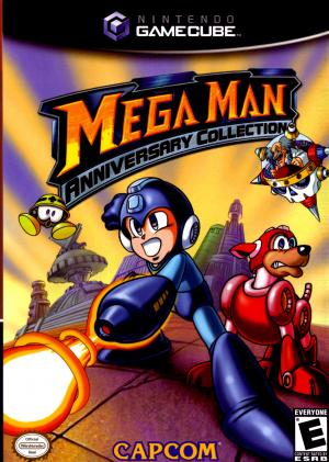 Mega Man Anniversary Collection/GameCube