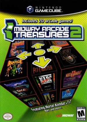 Midway Arcade Treasures 2/Game Cube