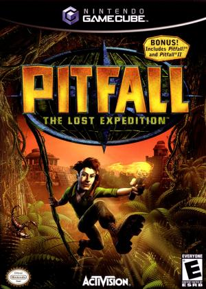 Pitfall The Lost Expedition/Game Cube