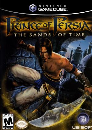 Prince Of Persia Sands Of Time/GameCube