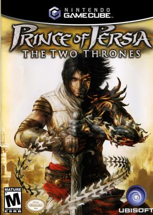 Prince Of Persia The Two Thrones/GameCube
